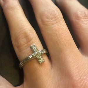 Jewelry - Crucifix ring